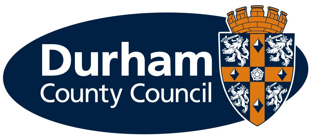 Durham Libraries logo